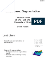 Lecture12 - Graph-based Segmentation