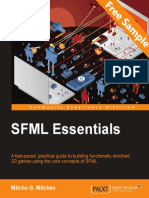 SFML Essentials - Sample Chapter