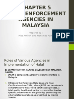 CHAPTER 5(fundamental of halal industry)