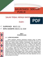 Tugas Seminar Akuntansi Sektor Publik