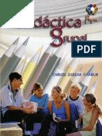 1.- Didáctica Grupal Zarzar