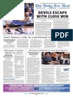 The Daily Tar Heel for Feb. 19, 2015