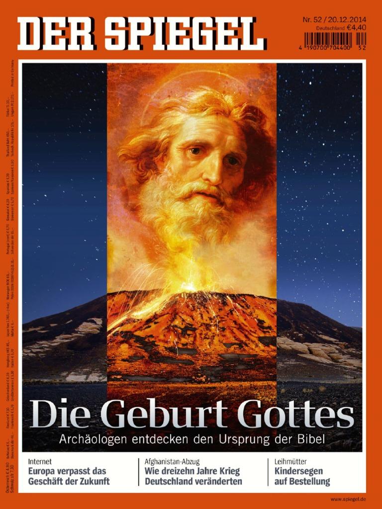 6ade7524536 Der Spiegel 2014 52