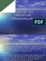 Studii de Caz Nr.2 Operatiuni Triunghiulare