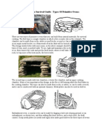 A Long-Term Survival Guide - Types of Primitive Ovens