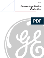 Generating Station Protection GE CONCEPT