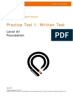 PTE General Written PracticeTest1 LA1(1)