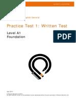 PTE General Written PracticeTest1 LA1(1)