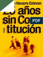 25 años sin Constitución.pdf