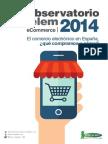Cetelem Observatorio eCommerce 2014. Contexto económico