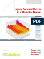 Managing Forward Curves in a Complex Market