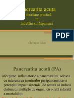 Pancreatita Acuta Ctr. I Ind. 2