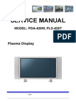 ADMIRAL, SEIKO plasma PDA-420M,PLS-420T.doc