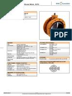 68114866 EUROVALVE Valvula Borboleta Com Flanges Iso5752 Concentric a Serie Evfs (1)