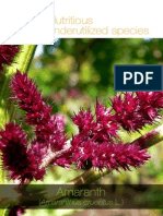 Nutritious Underutilized Species - Amaranth 1682 01