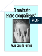 Guia FAMILIAS Bullying