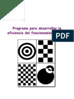 Programa Para Desarrollar La Eficiencia Del Funcionamiento Visual