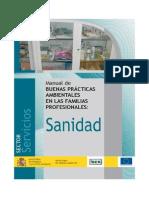 Manual Buenas Practicas Ambientales Sanidad
