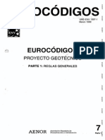 Eurocodigo 7 Geotecnico Reglas Generales
