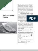 International Trade of India