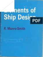 Elements of Ship Design