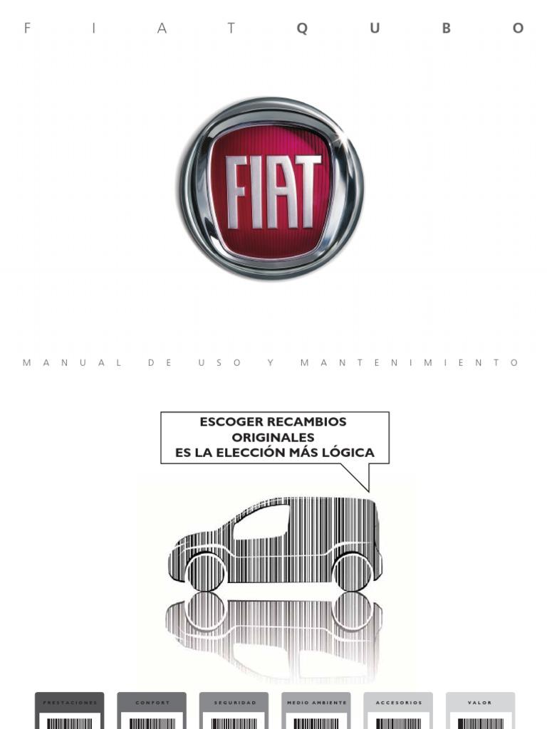 Fiat Qubo Manual