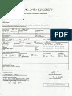 JG SUMMIT Application for Berth Petro Clarissa
