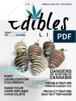 Edibles List Magazine February 2015 - Oregon Edition