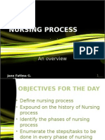 Nursing Process Introduction