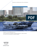 Global Challenges and the Future of the WTO