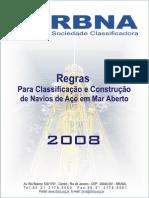 RBNA - Livro de Regras versão 2008