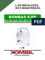Manual Serviço e Instalação E3-4-6 EP3-4-6
