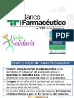 Presentacion Jornada Recogida Medicamentos 2015