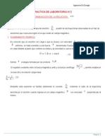 Practica2 Determinaciondelarelacione m
