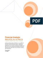 Financial Analysismrkpfe