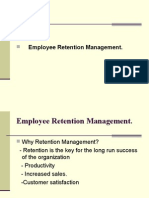 Employee Retention Management
