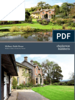 Melbury Bubb House Buying Particulars