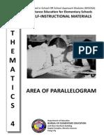 48. Area of Parallelogram