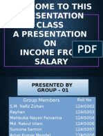 Tax Presentation