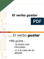 Verbo Gustar- Pré-Vestibular EIC