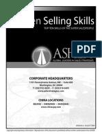 Top-Ten Skills of The Super Salespeople
