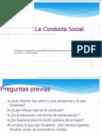 4 La Conducta Social