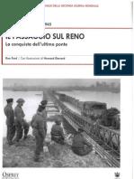 Il Passaggio Sul Reno - Germania 24 Marzo 1945