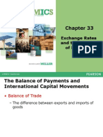 Lec-13 - Ch 33 - Exchange Rates and BOP - Miller Edited.ppt