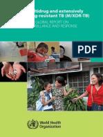 2010 Global Report TB-MDR