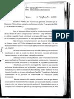 Fallo de Cámara Federal 12-09-2005 Papelera de Tucumán SA S Infracción a La Ley 24051