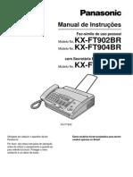Fax Panasonic Kx Ft904br