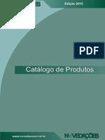 Catálogo NV Vedações