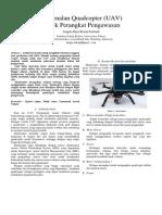 IEEE Quadcopter - Anggita Bayu