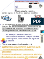 Elemente de Circuit Electric